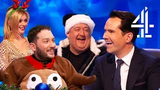 What Can Jon Do in 30 SECONDS?! | Best of Christmas Specials! | 8 Out of 10 Cats Does Countdown