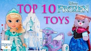 10 Best Frozen Toys Holiday 2014