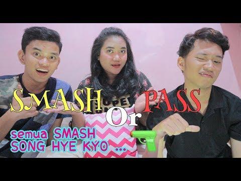SMASH OR PASS!! | AWKARIN ?? REZA ARAP ?? *famous people*