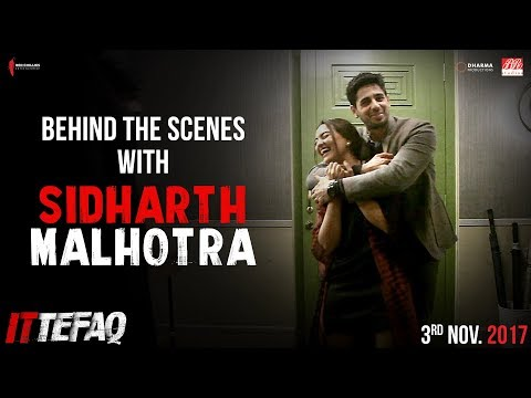 Behind the Scenes with Sidharth Malhotra |...