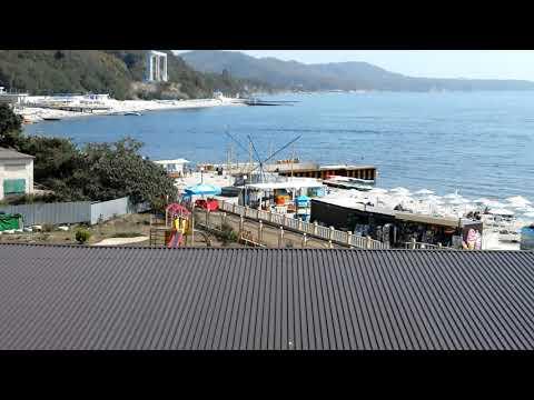 Отзыв об отеле Морской Клуб (Небуг Туапсинский район) сентябрь 2018 год