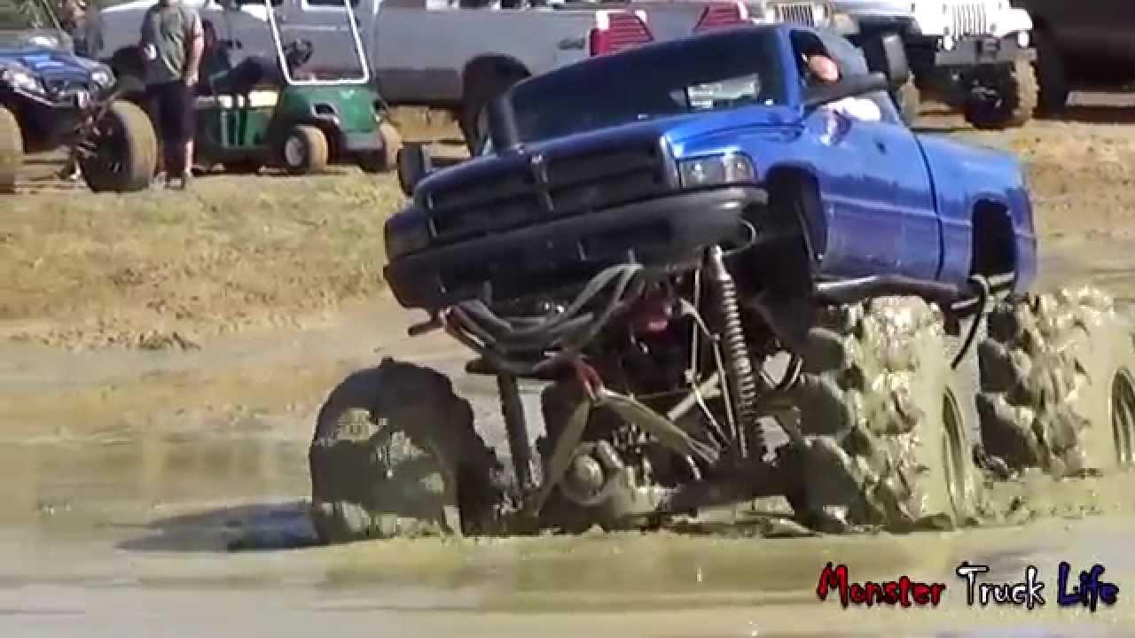 Redneck Yacht Club Dodge Ram Monster Truck Life Youtube