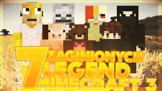 7 ZAGINIONYCH LEGEND MINECRAFT! 3