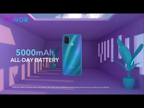 HONOR 9A Trailer Commercial Official Video HD   HONOR 9A