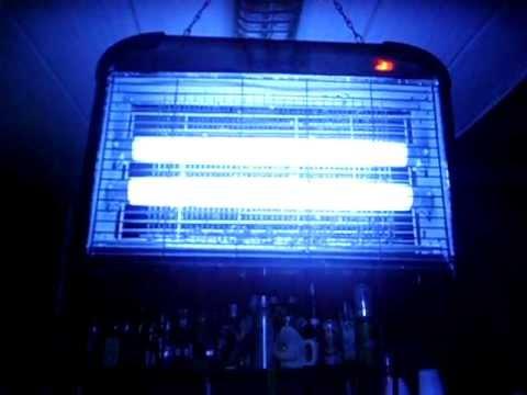 Mata mosquito el trico power park 48 33576984 youtube - Lampara mata mosquitos ...
