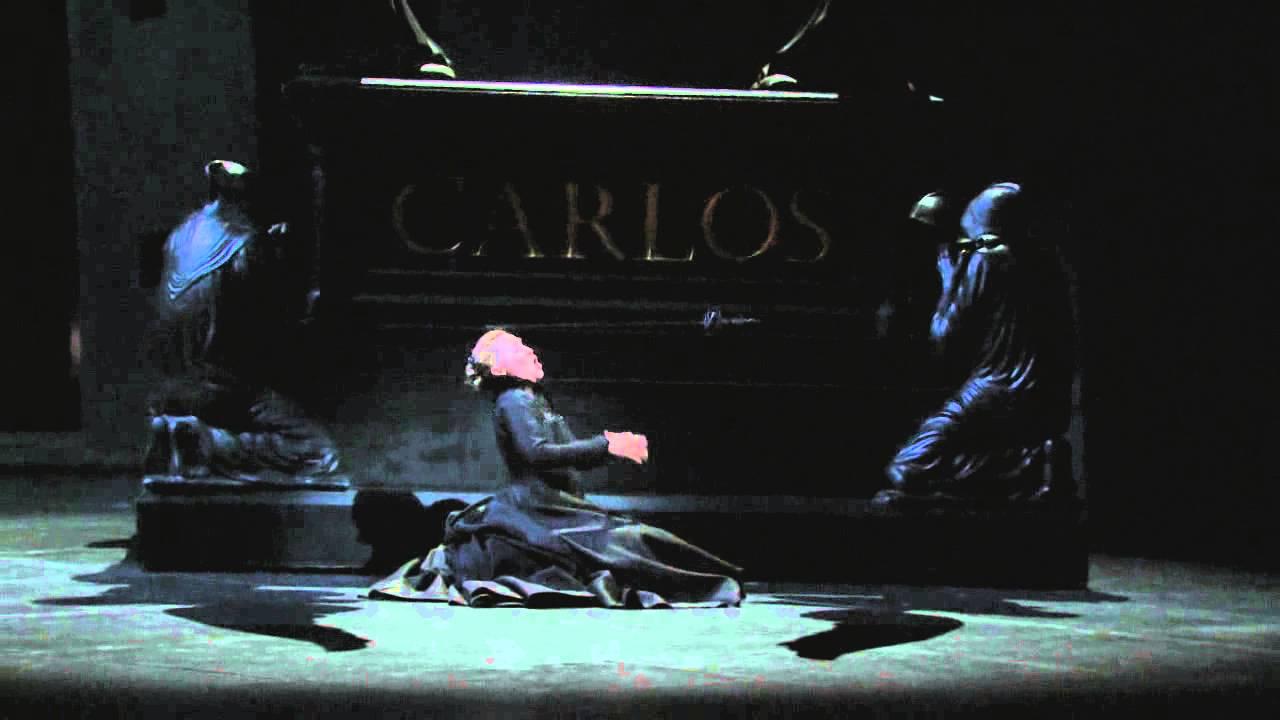 "Don Carlo: ""Tu, che le vanità"" (Marina Poplavskaya)"