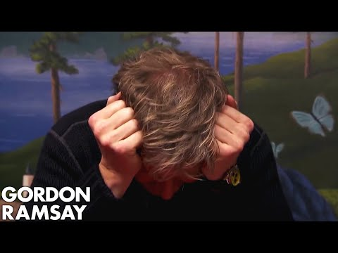 GORDON RAMSAY TEARS APART THE FOOD | Top 5 Worst Hotel Hell