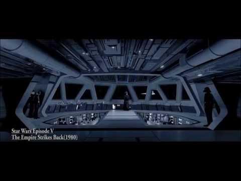 Admiral Piett - All Scenes