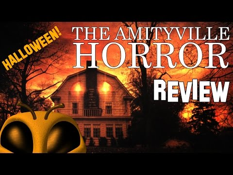 The Amityville Horror (1979)- Halloween Movie Review