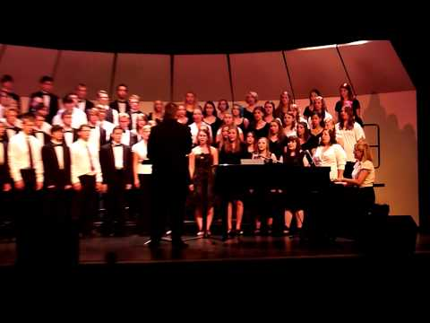 When You Believe (from Prince of Egypt) sung during CHS Spring Concert 2013 arr by Stephen Schwartz