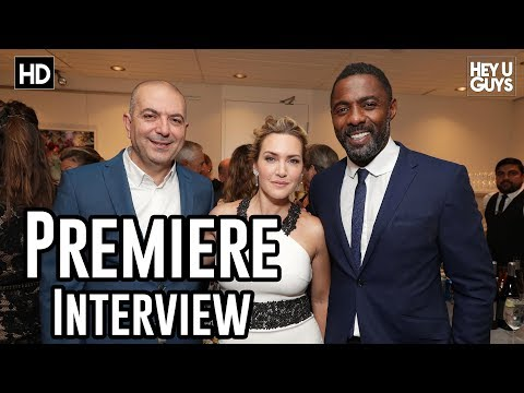 Director Hany Abu Assad  | The Mountain Between Us Premiere Interview | TIFF17