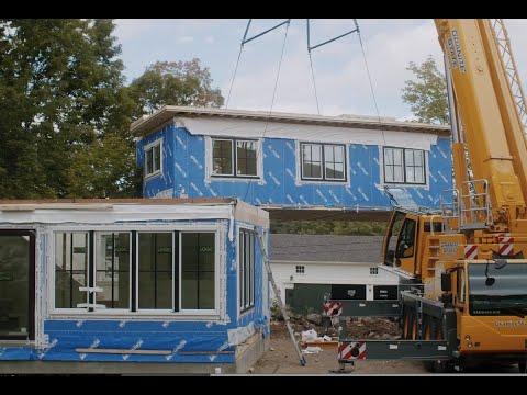BrightBuilt Home Modular Construction 90 Seconds