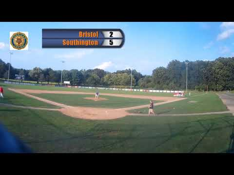 2019 CT Legion Baseball - G#4 North Super Regional - Southington Vs. Bristol