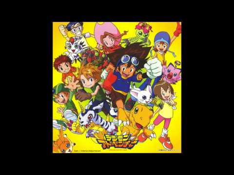 Digimon Adventure 01 Evolution Song [Japanese Version]
