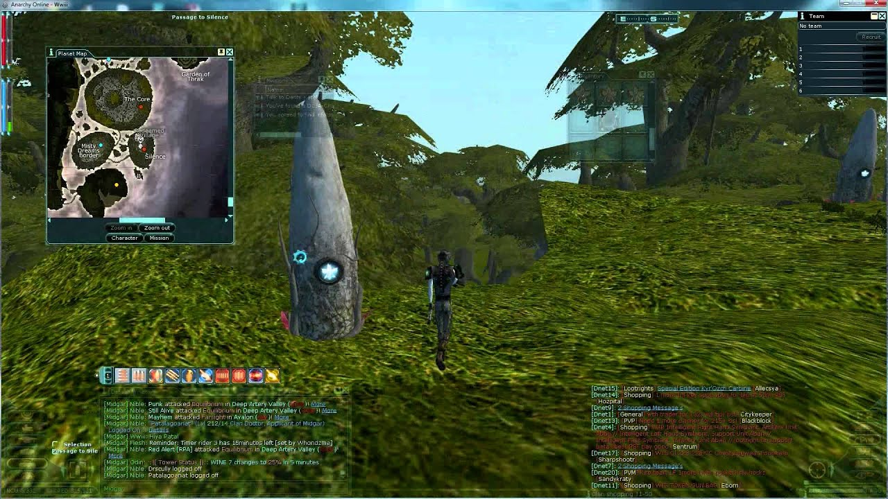 Anarchy online the shadowlands youtube.