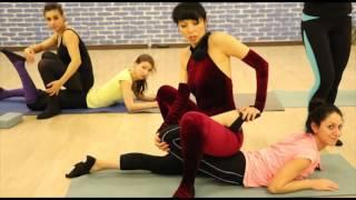 Dance.ru. Интенсив по стретчингу в школе танцев Marte.