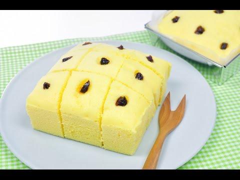 Thai Spong Cake (Thai Dessert) – Kanom Sa Lee ขนมสาลี่