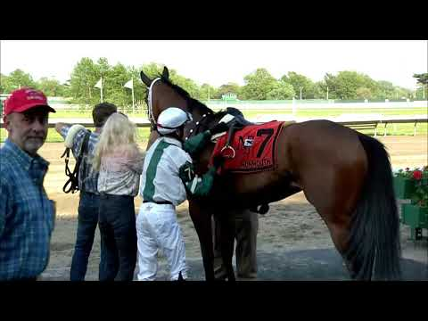 video thumbnail for MONMOUTH PARK 5-19-19 RACE 10