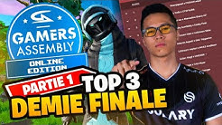 ON FINIT TOP 3 DE LA DEMIE FINALE Part. 1 - GA ONLINE 2020