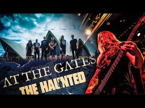 VLOG - AT THE GATES / THE HAUNTED Australia New Zealand Tour 2019