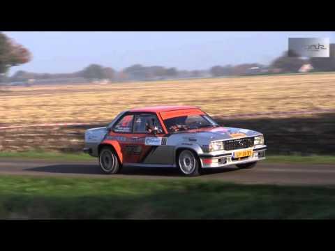 Twente Rally 2015 & Legend Rally :  Crash and mistakes