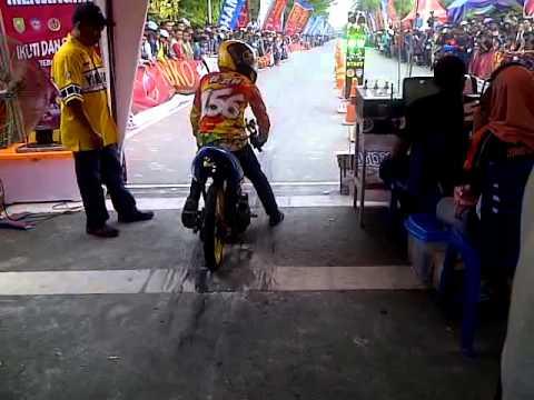 Drag bike rengat (qolby motor p.reba)