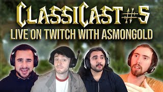 ClassiCast #5 | WoW Classic Podcast feat. Asmongold