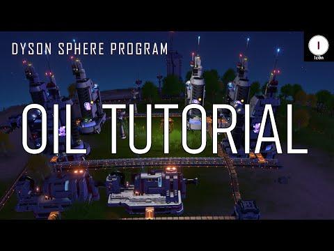 Oil Tutorial - Dyson Sphere Program - X-Ray Cracking Guide