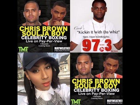 The Juice: Chris Brown and Soulja Boy Beef