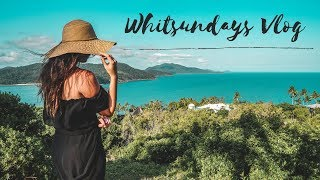 WHITSUNDAYS & HAMILTON ISLAND VLOG - QUEENSLAND AUSTRALIA