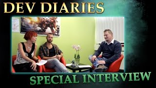 DSO | Dev Diaries | Interview with Mabruk, our Lead Artist