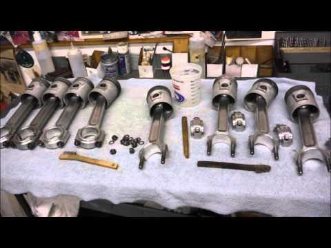 "2016 ""Benoist"" Bugatti type 59/50s restoration - Greg Jones"
