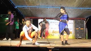 vachika vachikava remix song stage performance