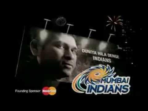 Mumbai Indians Theme Song 2018/ IPL / Duniya Hila Denge/mumbai indians