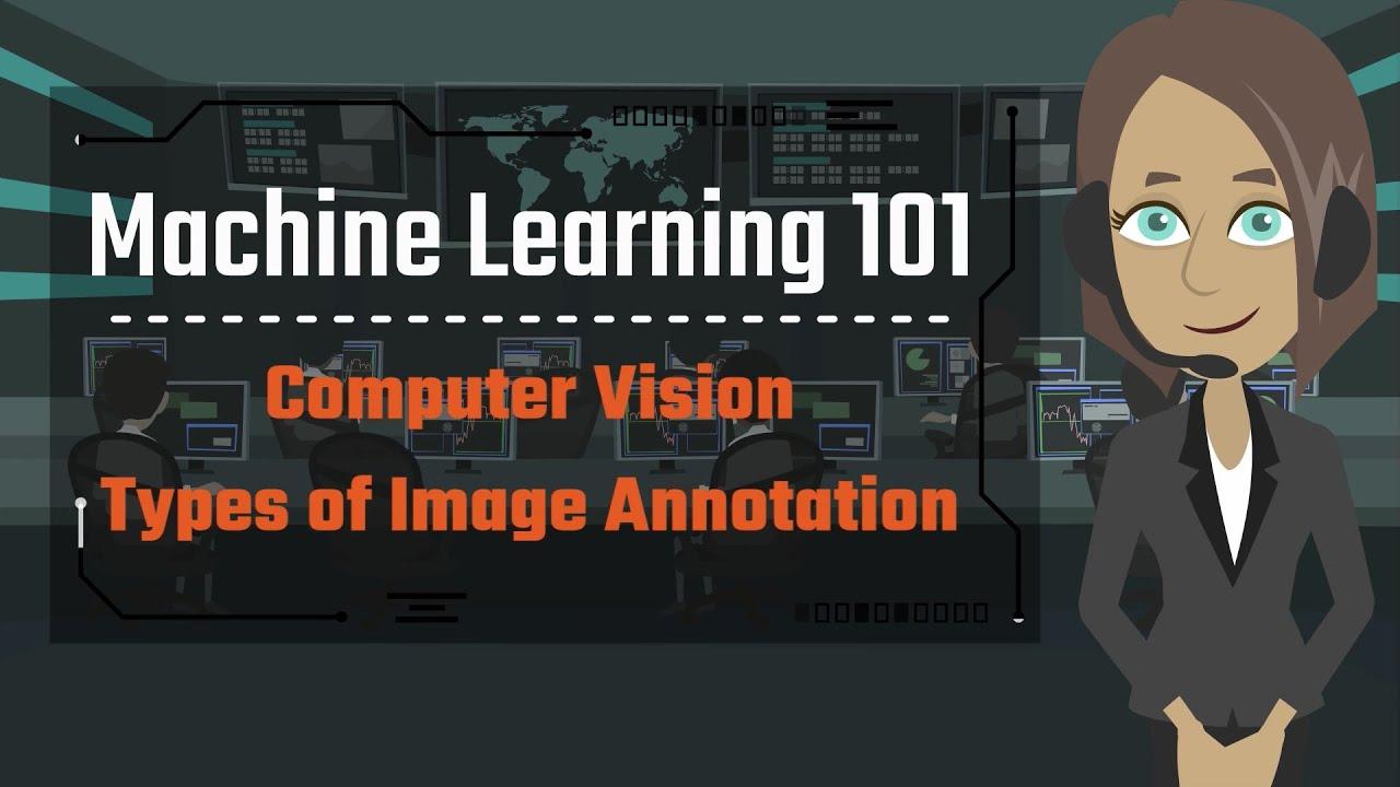 Computer Vision and 5 Main Types of Image Annotation