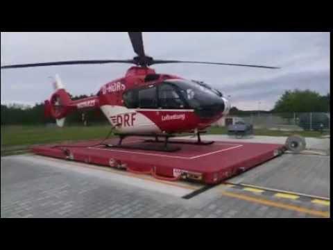 AMM GmbH Helicopter Landing platform