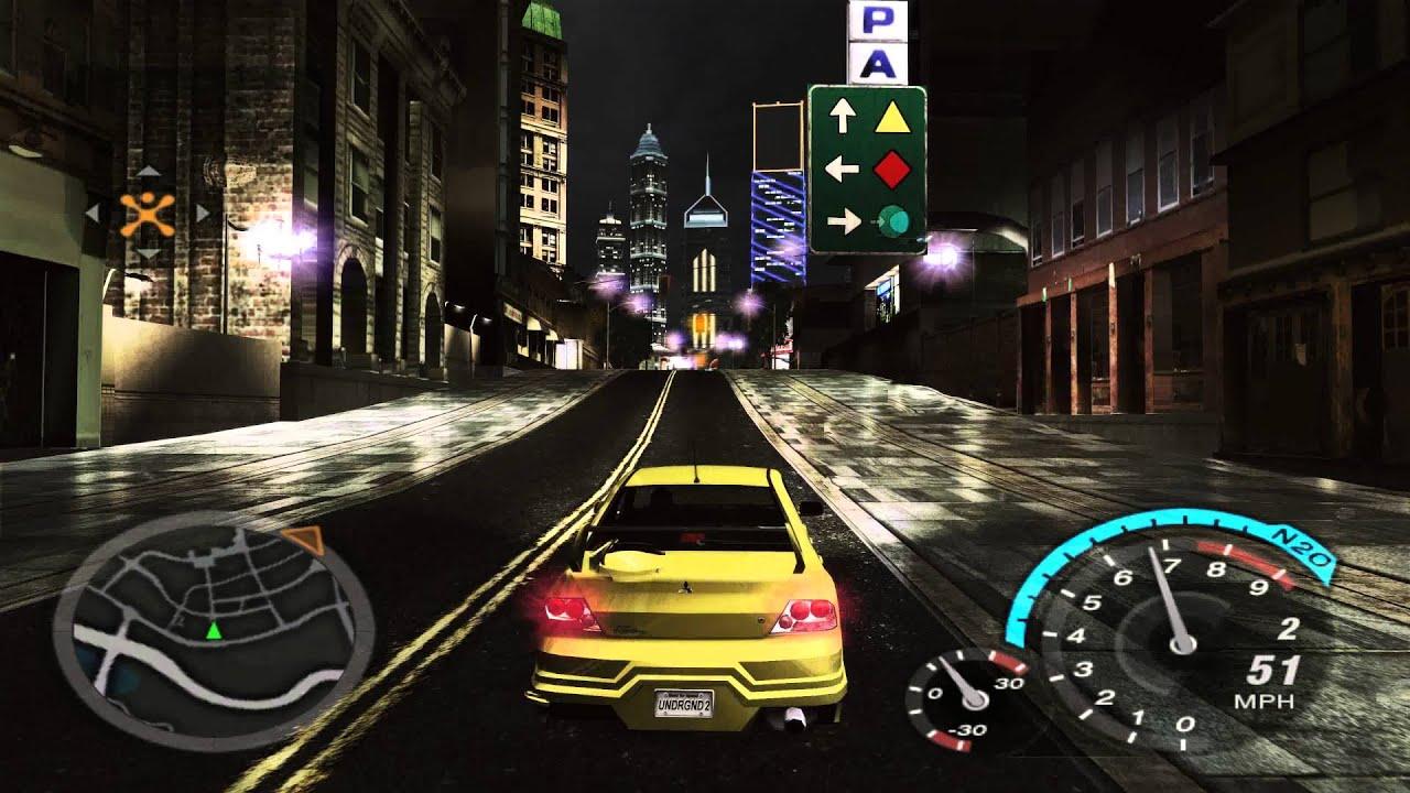 🔥 Need for Speed: Underground 2 / NFS 8 - PC Game Trainer