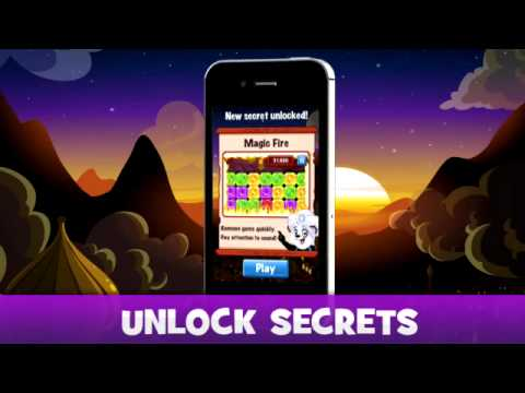 Diamond Dash Goes Mobile - Wooga Launches Popular Social Game For IOS