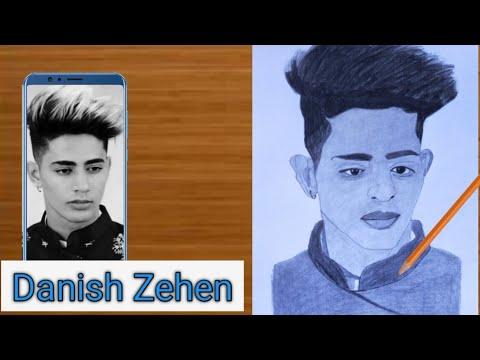 rip-danish-zehen-sketch-|-be-an-artist