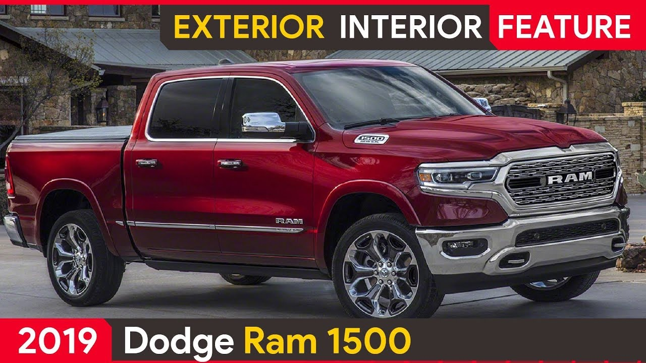 2019 dodge ram 1500 ready to battle chevy silverado ford. Black Bedroom Furniture Sets. Home Design Ideas