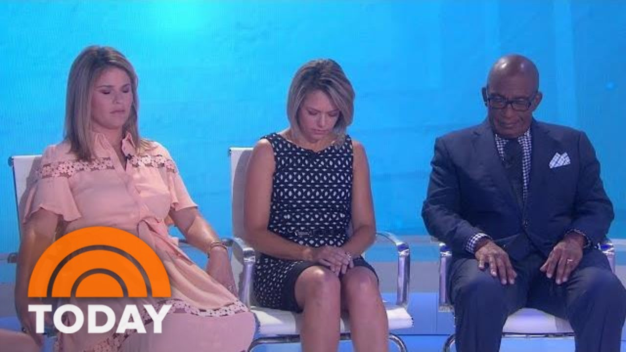 See What Happened When Today Anchors Were Hypnotized Today