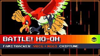 Battle! Ho-Oh [8-Bit; VRC6+N163] - Pokémon HeartGold & SoulSilver