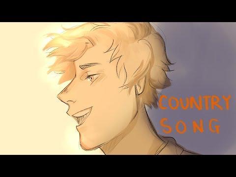 COUNTRY SONG - Bo Burnham Animatic