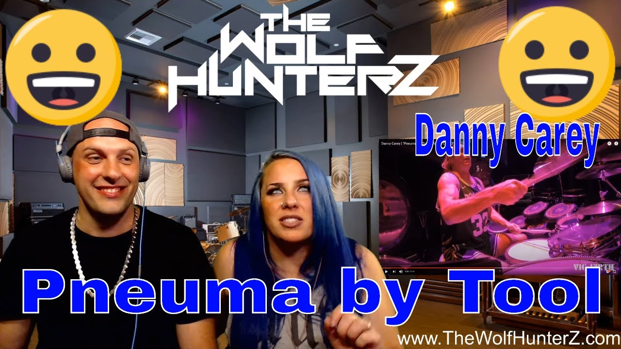 """Danny Carey   """"Pneuma"""" by Tool (LIVE IN CONCERT) The Wolf HunterZ Reactions"""