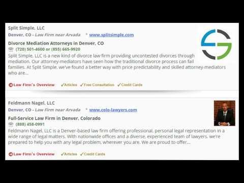 Arvada, Colorado Attorneys  - personal injury attorney