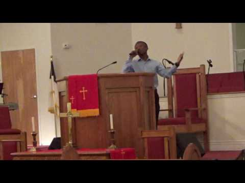 New Waves of Joy Youth Revival Night 2- Part 2 Jared Sawyer Jr