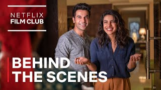 Priyanka Chopra Jonas Takes Us Behind the Scenes | The White Tiger | Netflix