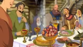 МАСЛЕНИЦА,мультфильм,позитив,народные гуляния(, 2015-02-15T12:02:08.000Z)