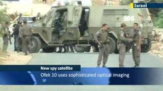 Israel launches sophisticated new spy satellite which will help Jerusalem monitor atomic Iran