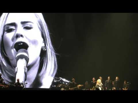 Sydney Haik's cover of SKYFALL by Adele